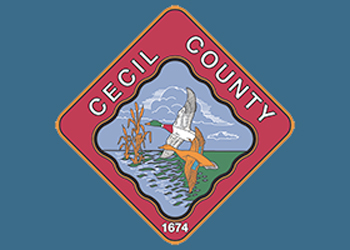 Cecil County Maryland Logo